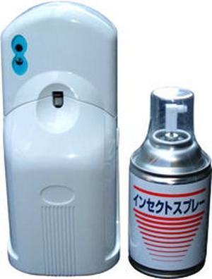 ぱるさーせっと|はえかたいさく|さっちゅうき||消臭剤、殺虫剤自動噴霧機・消臭剤自動噴射機能付で便利!噴霧間隔は3パターンから選べます・ニューパルサーセットの通信販売