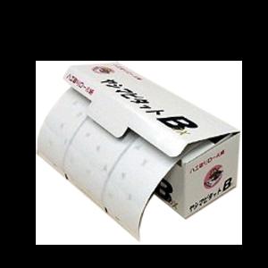 やしまぴたっとぼっくす|はえ・か・ほちゅうき|ロール紙タイプの大型捕虫紙ヤシマピタットBOXの通信販売|・長さ10mのお得なロール紙タイプです。・ノコギリ状の刃が着いていますので、自由な長さで切り取れ自由に使えます。・粘着面にはハエが誘引されやすいようにハエの絵を印刷しています。・対象害虫:ハエ、チョウバエ、ショウジョウバエ、コバエなど・対象場所:工場、倉庫、事務所、飲食店、牛舎、豚舎、鶏舎などの害虫発生箇所|ロール紙タイプの大型捕虫紙ヤシマピタットBOXの通信販売